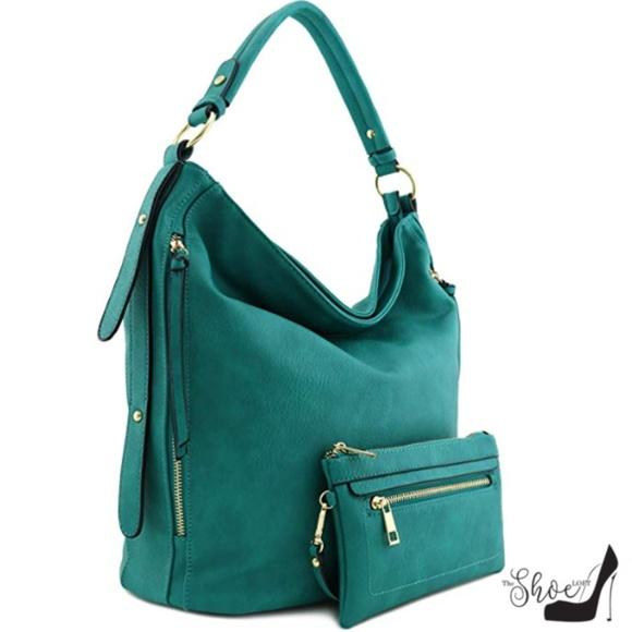 My Bag Lady Online Handbags - Hobo Handbag & Pouch Set